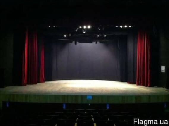 Оформление и дизайн актовых и зрительных залов.