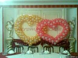 Оформление воздушными шарами в Херсоне
