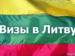 Оформляем полный пакет документов на Литовскую визу