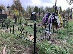 Огадка на кладбище