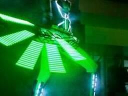 Огненно-пиротехническое шоу Ультрафиолетовое шоу