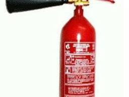 Огнетушитель углекислотный ОУ-2 (ВКК - 1.4)