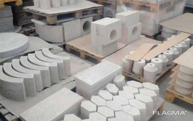 Огнеупорные бетоны купить бетон нальчик купить