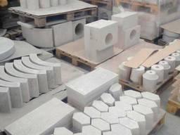 Огнеупорные бетоны, бетон