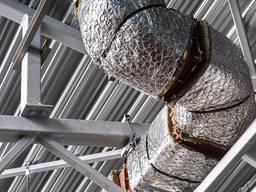 Огнезащита воздуховодов (системы вентиляции)