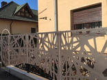 Ограды из металла - фото 1