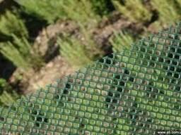 Ограждение декоративное Аири яч. 13*13мм, (1м*30м) зеленый