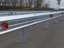 Дорожное барьерное мостовое ограждение 11ДО 11ДД 11МО 3-4мм