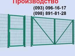 Ограждение из сварной сетки в Вашем городе. Забор из сетки