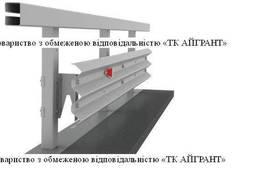 Секции для дорожного ограждения без покрытия 11ДО-2. ..