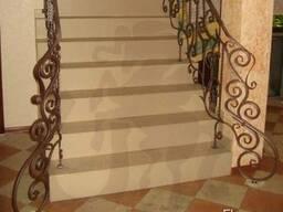 Ограждения для лестниц и балконов