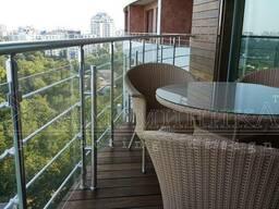 Перила, ограждения лестничных маршей, балконов, лоджий