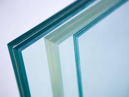 Ограждения с безопасного стекла стекла