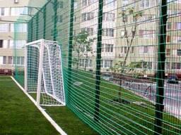 Сітка для огородження спортивних майданчиків