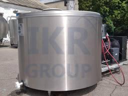Охладитель для молока De Laval на 400, 500, 600 литров