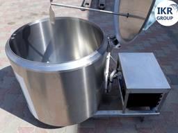 Охладитель молока б/у A-lima Bis на 200 литров открытого тип