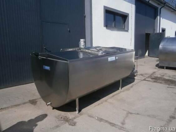 Охладитель молока БУ на 2000 литров (ванна). Украина. Одесса