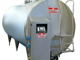 Охладитель молока Frigomilk новый 3000, 4000, 5000 литров