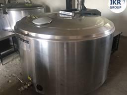 Охладитель молока объёмом 800 литров