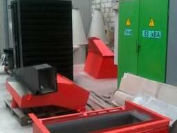 Охладитель-сортировка гранул , Охладительная колонна