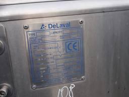 Охладители молока б/у De Laval 600 литров