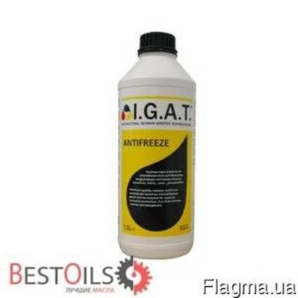 Охлаждающая жидкость для двигателей Platin Antifree