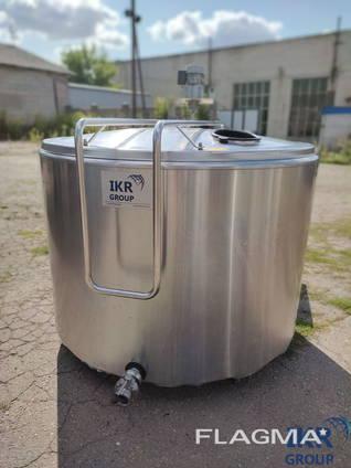 Охолоджувач молока 1000л DeLaval