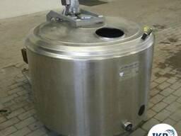 Охолоджувач молока Б / У ALFA LAVAL на 300 літрів відкритий