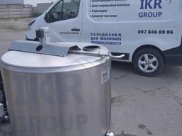 Охолоджувач молока б/в De Laval 600 л