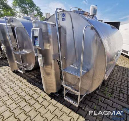 Охолоджувач молока Japy 5000 літрів