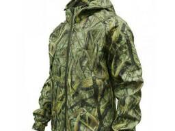 Охотничий костюм демисезонный Дюспо на флисе Camo-tec камыш