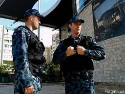 Охрана объектов Охранная фирма Безпека Сумы Физ охрана Сумы