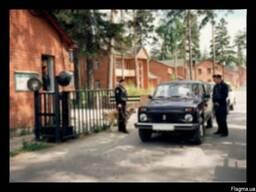 Охрана загородного дома и коттеджного посёлка в Харькове