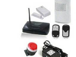 Охранная сигнализация для квартиры, дачи, гаража, офиса