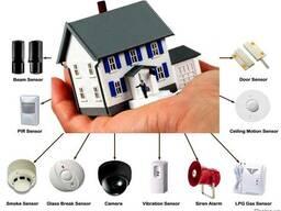 Охранная сигнализация, видеонаблюдение- Запорожье - фото 1