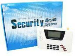 Охранная система GSM сигнализация 360 RU 433 GSM Alarm. ..