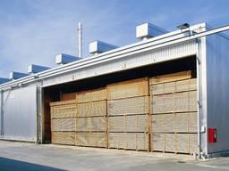 Оказываем услуги сушки древесины. Сушим очень быстро, но не в ущерб качеству.