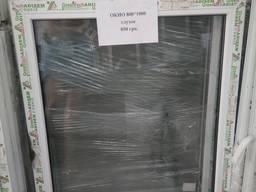 Окна 800*800 глухое в наличии в Одессе