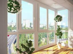 Окна балконы лоджии (вынос, утепление). Французские балконы.