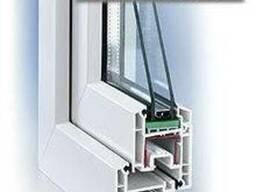 Окна двери ПВХ, балконы, Рехау, КВЕ, Века, ВДС
