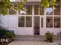 Окна и двери с возможностью установки и вызова мастера