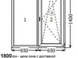 Окна металлопластиковые. Хорошая цена!