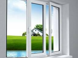 Окна металлопластиковые. Изготовление и установка