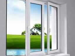Окна пластиковые, металлопластиковые, ПВХ