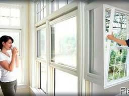 Окна пвх, алюминиевые и деревянные