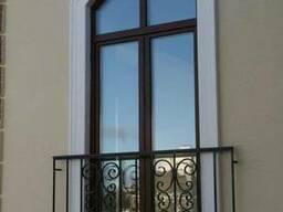 REHAU нестандартные окна