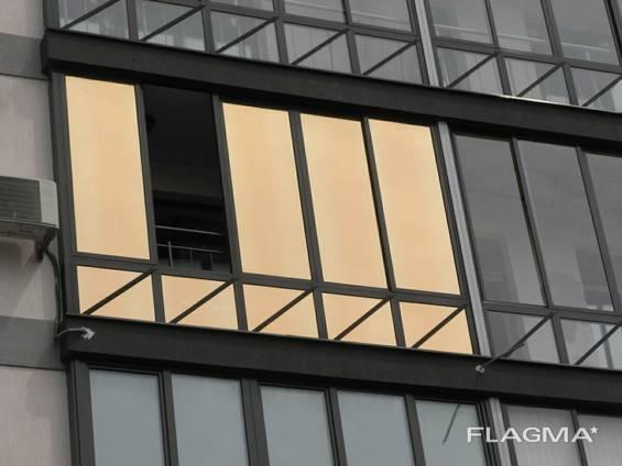Окна Тонированный Стеклопакет