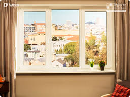 Окна трёхстворчатые WDS 5S