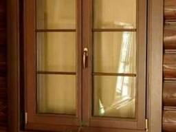 Окна в сруб, в дом и в квартиру