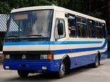 Шторы на автобус Эталон А079 турист. - фото 2
